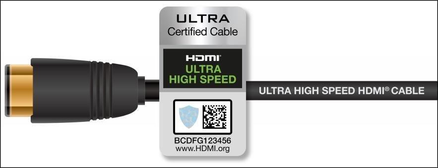 HDMI Forum zertifiziert HDMI 2.1 Kabel